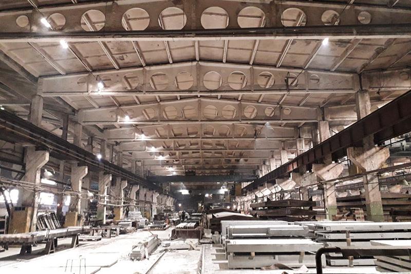 Светодиоды для складов